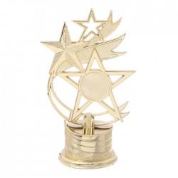 Кубок Золотые Звезды 16х9,5х6см