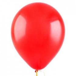 Шар Красный Пастель 30см 100шт