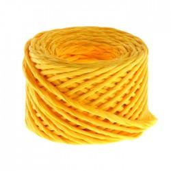 Шпагат декоративный жёлтый 0,3х30м