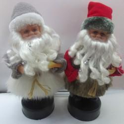 Дед Мороз 27см муз. 141-13H