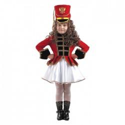 Карнавальный костюм Мажоретка Батик р28