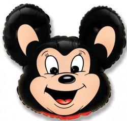 И 14 Мощный мышонок (черный) / Mouse / 1 шт / (Испания)