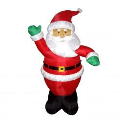 Дед Мороз надувной, 122 см.