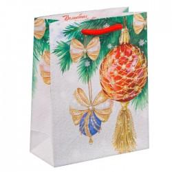 Пакет ламинированный вертикальный «Волшебных мгновений», 12 × 15 × 5,5 см 3469000
