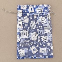 Мешочек подарочный органза «Зимние радости», 16 × 24 см 3512409