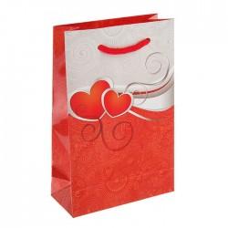 """Пакет подарочный """"Золотое сердце"""" 17,5 х 11,5 х 5 см 1793699"""