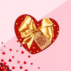 Открытка‒валентинка Для Тебя сердце 7x6см