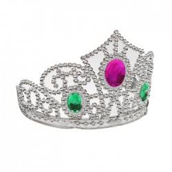 Корона принцесса с рубином 9х12х11см