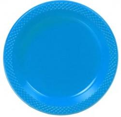 "S Тарелки пластиковые 15 см ""Делюкс"" Карибы / набор 10 шт. / (Колумбия)"
