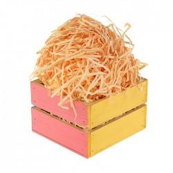 Наполнитель бумажный персиковый,100 гр 2984395