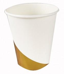 Набор станаков Белые с золотом 6шт