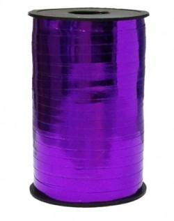 Лента металлизированная (0,5 см x 250 м) Фиолетовый