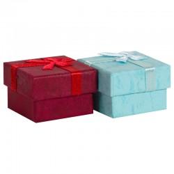Коробка подарочная Ласка 4х4х3см