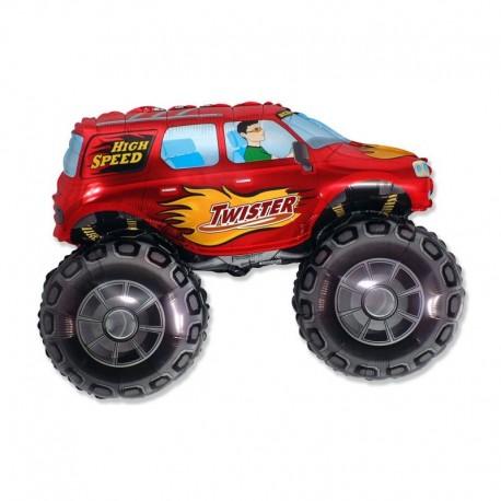 И 14 Большой внедорожник(красный) / Big wheel / 1 шт / (Испания)