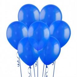 Набор из 7 шаров Dark Blue Матовый 30 см