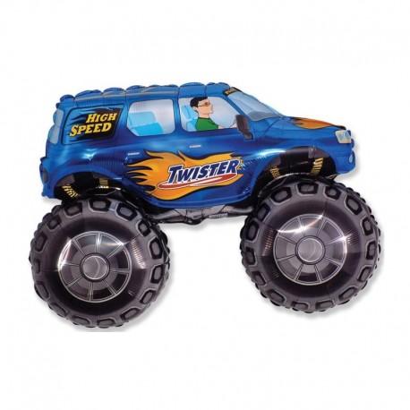 И 14 Большой внедорожник(синий) / Big wheel / 1 шт / (Испания)