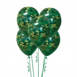 Набор из 3 шаров Emerland Green Матовый 30 см