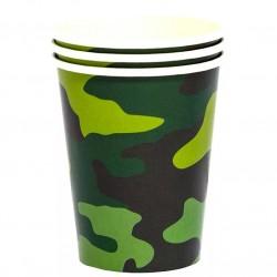 Набор стаканов Милитари 6шт