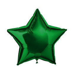 И 9 Звезда Зеленый / Star Green / 1 шт / (Испания)