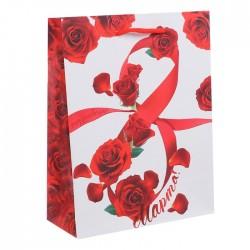 Пакет ламинированный вертикальный «Международный женский день», S 12 × 15 × 5,5 см 2585770