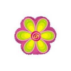 Шар Мини-фигура Маргаритка Пурпурный 36см