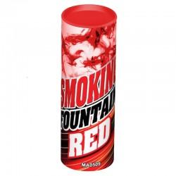 Дым красный 30 сек. h -115 мм, 1 шт