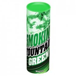 Дым зеленый 30 сек. h -115 мм, 1 шт