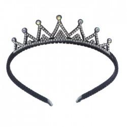 """Корона """"Красота"""" на ободке, цвета МИКС 3551781"""