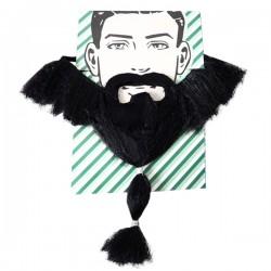 WB Борода с косичкой