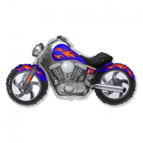 И 45 Байк (синий) / Custom moto / 1 шт / (Испания)
