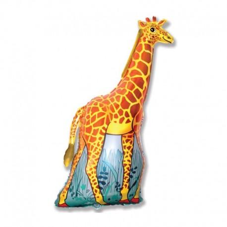И 47 Жираф (оранжевый) / Giraffe / 1 шт / (Испания)