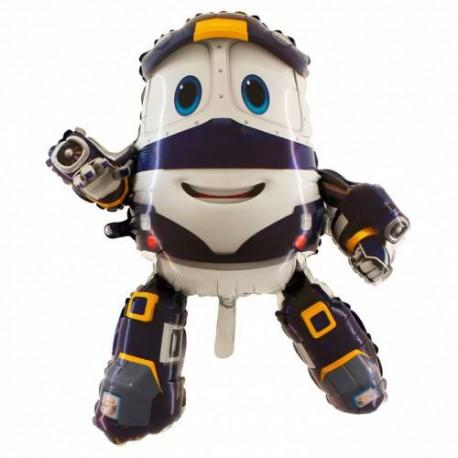 G 35 Фигура Робот-поезд Кей / Robot Train Kay / 1 шт / (Италия)