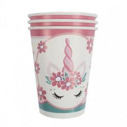 Набор стаканов Единорог Pink&Tiffany 6шт