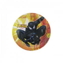 Тарелка Marvel Человек-Паук 18см 8шт/A (4690390062953)