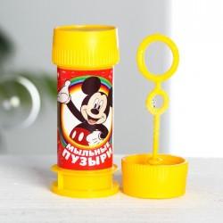 """Мыльные пузыри """"Микки Маус"""", Микки Маус, 35 мл 4207166"""