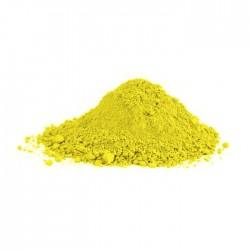 Краска холи, фестивальная, цвет лимонный (100 гр) 2704150