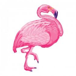 Шар Фигура Фламинго Розовый 97см
