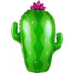 Шар Фигура Кактус Зеленый 74см
