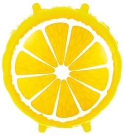 Шар Круг Лимон Желтый 48см
