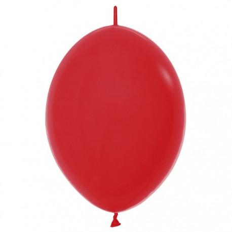 S Линколун Пастель 9 Красный / Red / 100 шт. / (Колумбия)