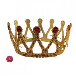 корона принцессы с камушками большая 316475