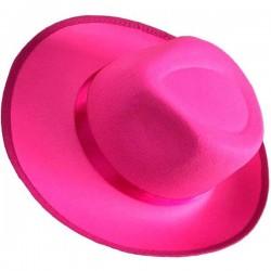 WB Шляпа карнавальная розовая