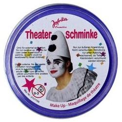 Краска для лица и тела Синяя 25 г / Theater / 1 шт. / (Германия)