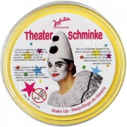 Краска для лица и тела Желтая 25 г / Theater / 1 шт. / (Германия)