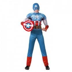 Карн. кост Капитан Америка.Мстители р.116-60 /текстиль/Батик/