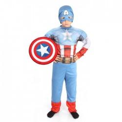 Карн. кост Капитан Америка.Мстители р.110-56 /текстиль/Батик/