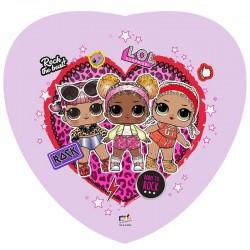 Шар Сердце Куклы LOL 48 см
