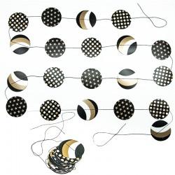 Гирлянда-подвеска Стильный микс, 180 см, 2 шт