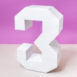 """Заготовка из гофрокартона """"3"""", 21 х 29 см 2142036"""