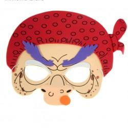 """Карнавальная маска """"Пират"""""""